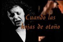 Great Singers / Music / by Elsa Garnica