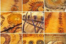 Dyeworks / Textils / by Elsa Garnica