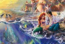 Disney Princesses & Fairies