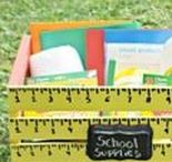 Back to School Cool!....Crafts & More / Back to School Cool!! Crafts, DIY, Recipes & Fun