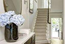 Inspiration couloirs / entrées / escaliers