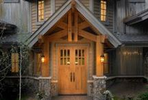 Designers We Love: Sun Mountain Doors / Sun Mountain Door is a long-time Hammerton Lighting favorite. Check out some of our favorite  lighting designs.