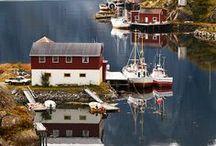 Ports & coastal towns