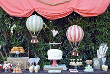 - PARTY IDEAS - / Organisatrice d'évènements depuis quelques années, et depuis toujours un réel plaisir de recevoir et d'organiser de belles fêtes pour les autres. Ici des idées de déco, de thèmes...