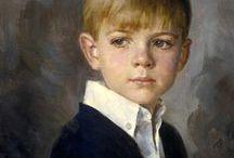 Children Portraits / by Elsa Garnica