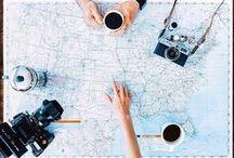 - BE A TRAVELER - / L'élégance autour du voyage.
