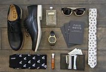 Essentials For Any Gentlemen / Accessories, Clothing, and Supplies for Men