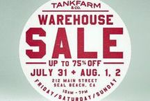 Events / Parties, Events, and Tom Foolery at Tankfarm & Co