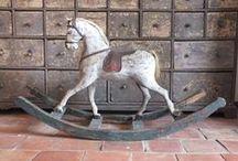 Rocking Horses/Toy Horses