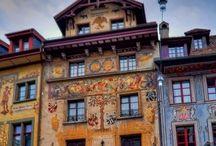 Switzerland/Švajčiarsko / Capital City: Bern ♣️ Hlavné Mesto: Bern