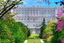 Spain/Španielsko / Capital City: Madrid ♣️ Hlavné Mesto: Madrid