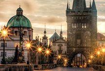 Czech Republic/Česká Republika / Capital City: Prague ♣️ Hlavné Mesto: Praha