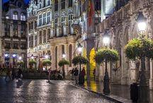 Belgium&Luxembourg/Belgicko&Luxembursko / Capital City of Belgium: Brussels. Capital City of Luxembourg: Luxembourg ♣️