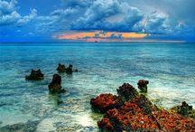 Atlantic Ocean's Islands&Bermuda Triangel/Ostrovy v Atlantickom Oceáne
