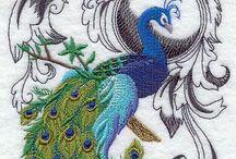 Embroidery/Vyšívanie / ♣️