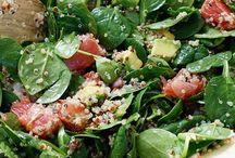Salads/Šaláty