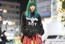 Japanese Fashion 日本 / Future plans