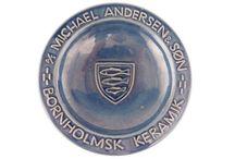 Michael Andersen. Keramik
