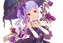 Gothic Lolita/anime