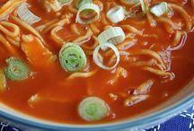 Zelfgemaakte soep