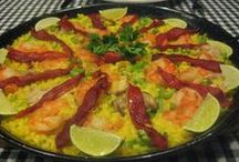 Tapas and other Spanish dishes / Recipes in Dutch