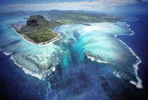 Indian Ocean's Islands/Ostrovy v Indickom Oceáne
