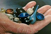 Skandinavisk keramik