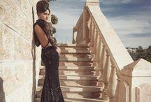 Black Dresses/Šaty v Čiernom
