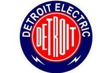 Classic Marques - Detroit Electric / Detroit Electric (1907–1939) was an electric car produced by the Anderson Electric Car Company in Detroit, Michigan. The company built 13,000 electric cars from 1907 to 1939.