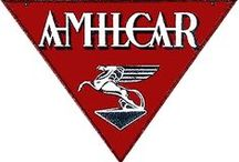"""Classic Marques - Amilcar / The Amilcar was a French automobile manufactured from 1921 to 1940. Amilcar was founded in July 1921 by Joseph Lamy and Emile Akar. The name """"Amilcar"""" was an imperfect anagram of the partners' names. The business was established at 34 rue du Chemin-Vert in the 11th arrondissement of Paris. However, Amilcar quickly outgrew their restricted city-centre premises, and during the middle part of 1924 the company relocated to Saint-Denis on the northern edge of the city."""