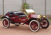 Classic 1912 Vehicles / As motive power increased in capacity, reliability and utility, motor vehicles evolved to fulfill a wide variety of personal and business needs in 1912.