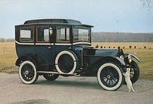 Classic 1913 Vehicles / In 1913, Henry Ford installs the first moving assembly line for the mass production of an entire automobile. His innovation reduced the time it took to build a car from more than 12 hours to two hours and 30 minutes.