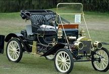 Classic 1911 Vehicles