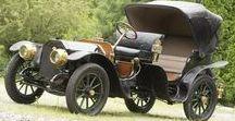 Classic 1910 Vehicles