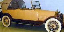 Classic 1916 Vehicles