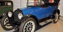 Classic 1917 Vehicles