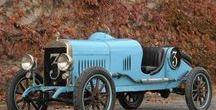 Classic 1918 Vehicles