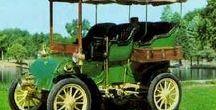 Classic 1904 Vehicles