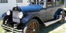 Classic 1922 Vehicles