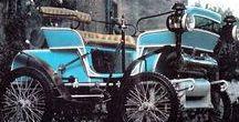 Classic 1898 Vehicles