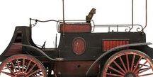 Classic 1899 Vehicles