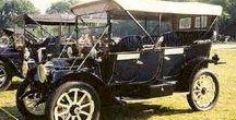 Classic 1921 Vehicles