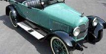 Classic 1920 Vehicles