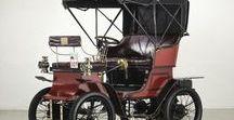 Classic 1902 Vehicles
