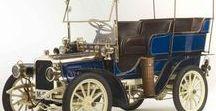 Classic 1903 Vehicles