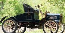 Classic 1905 Vehicles