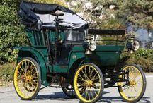 Classic 1897 Vehicles