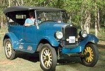 Classic 1924 Vehicles