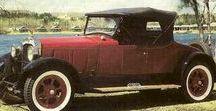 Classic 1925 Vehicles