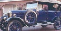 Classic 1926 Vehicles